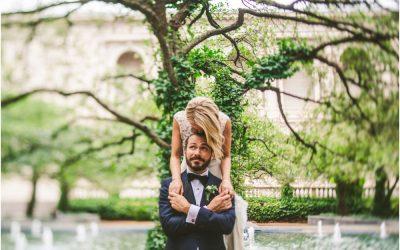 Katie + Nathan // Chicago, Bridgeport Art Center Wedding