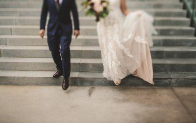 Lena and John's Greenhouse Loft Wedding