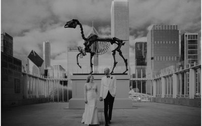 Rachel and Rob's Downtown Chicago Winter Wedding