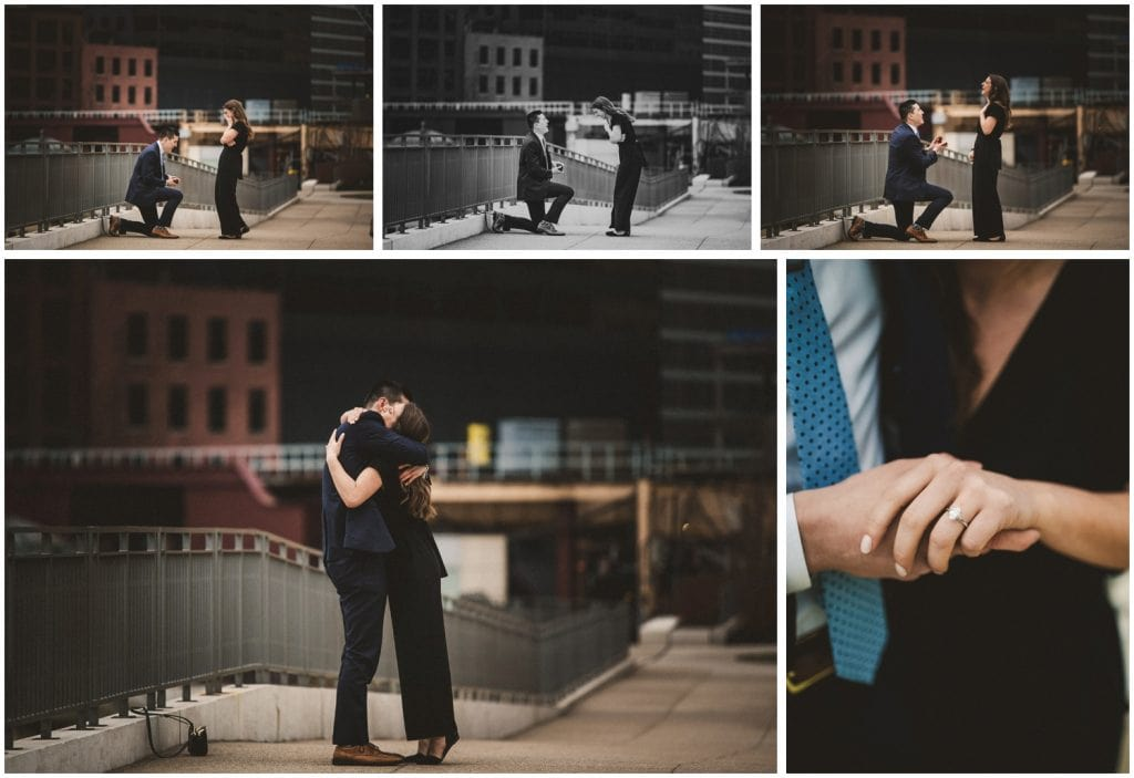 Chicago Proposal Session This Is Feeling Photography