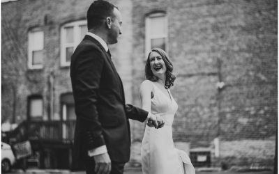 Christine and Andrew Wedding at Firehouse Chicago