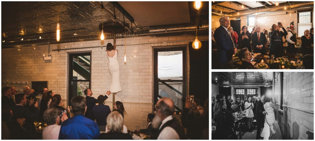 Firehouse Chicago Wedding This Is Feeling Photography