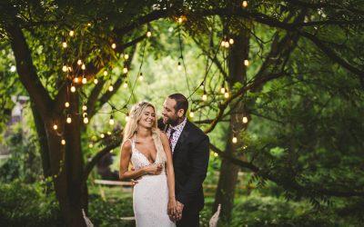 Kayla + P.J. | The Farm at Dover Wedding