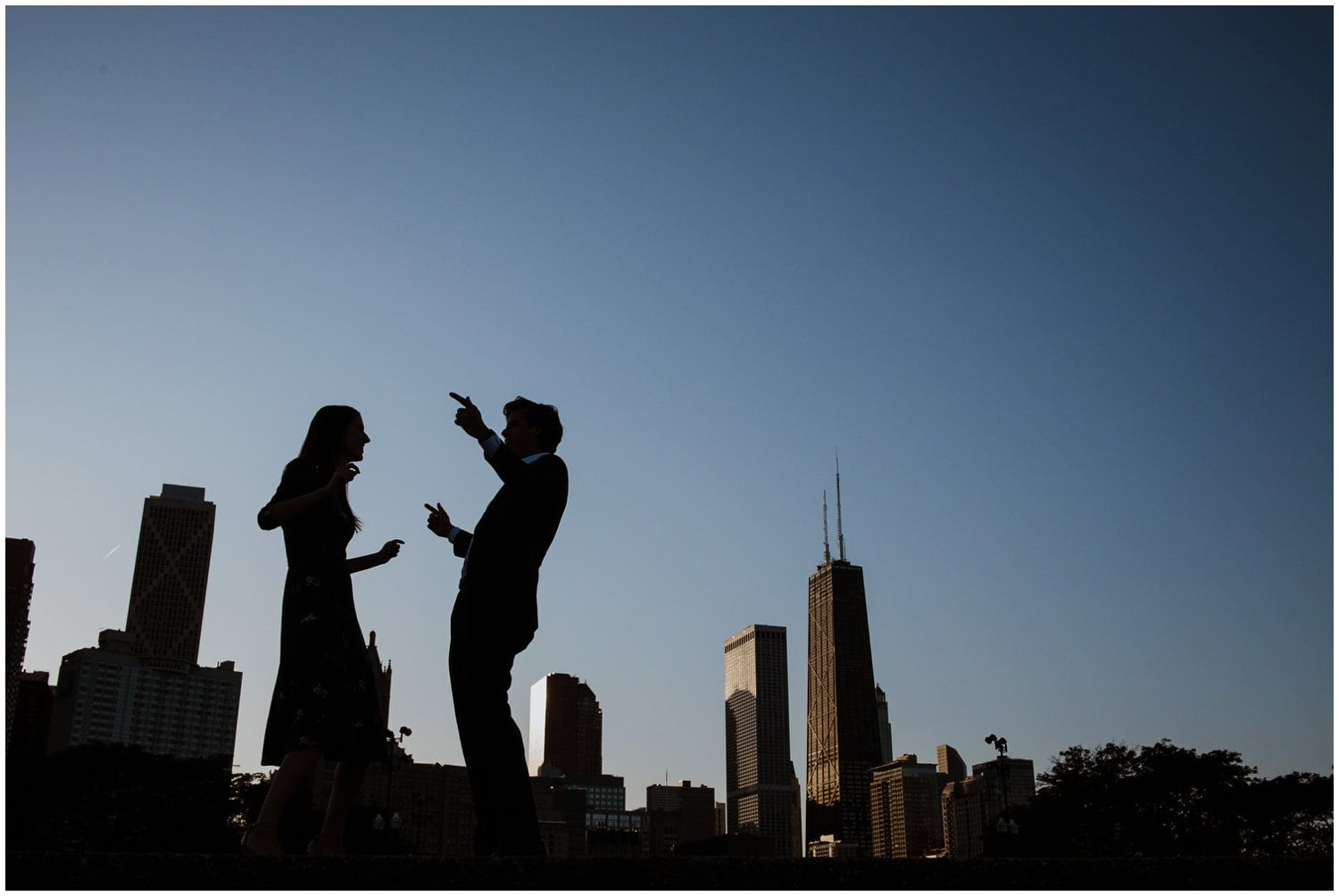 Classic Chicago Engagement Session This Is Feeling Photography